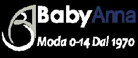 Baby Anna – La moda Bimbo dal 1970  Logo